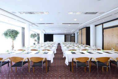 Seminaris Hotel Leipzig: Meeting Room